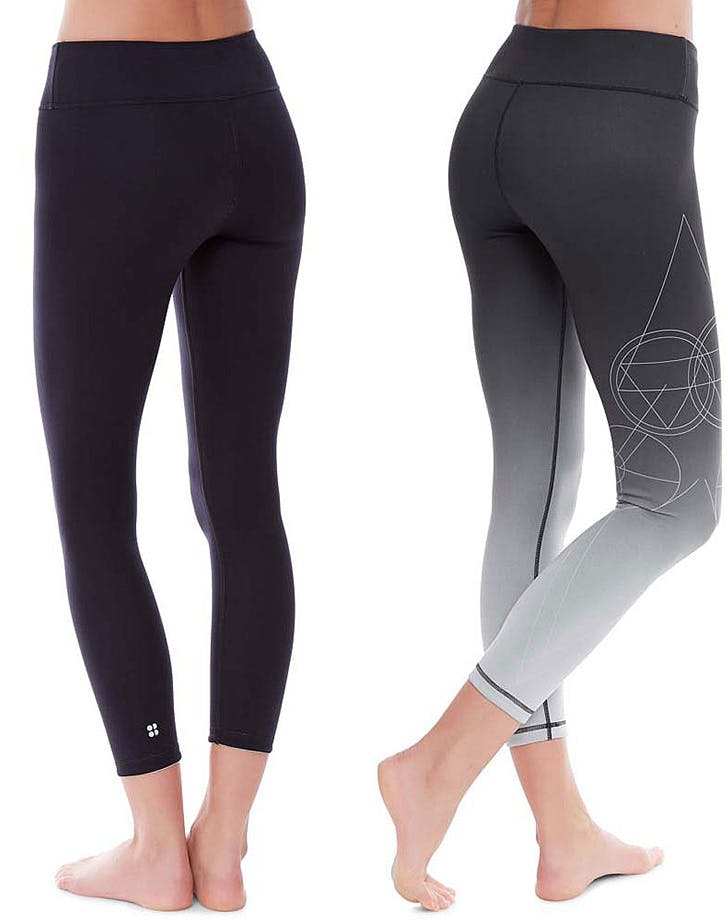 CHI leggings sweaty betty LIST