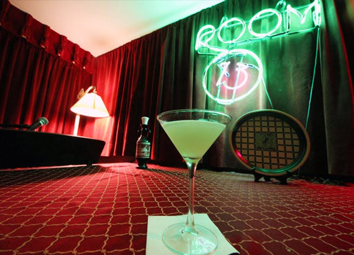 CHI secret bars room 13 LIST