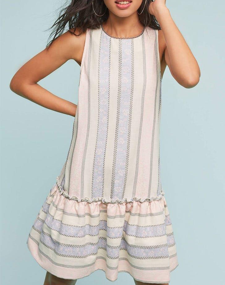 DAL dresses drop waist LIST