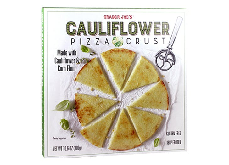 DAL trader joe s cauliflower crust LIST