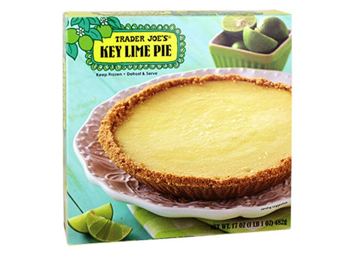 DAL trader joes key lime pie LIST