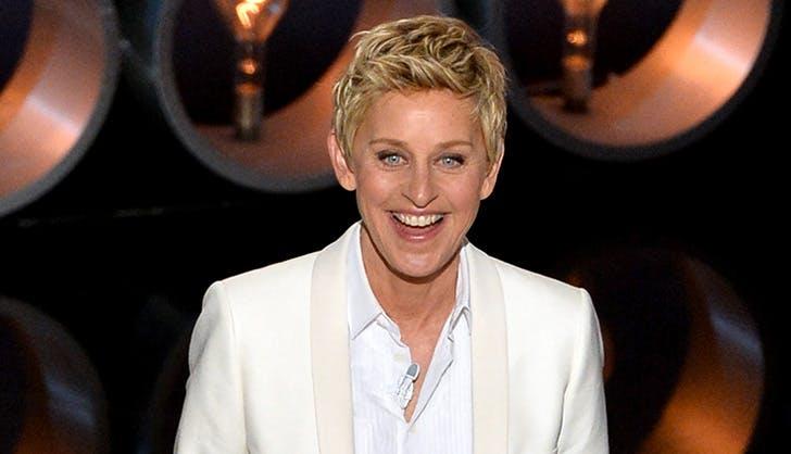Ellen DeGeneres Oyster Shucker Day Job
