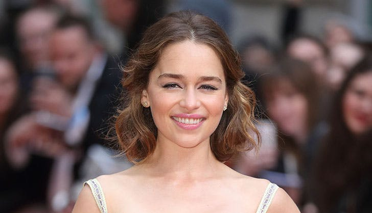 Emilia Clarke Best brow game