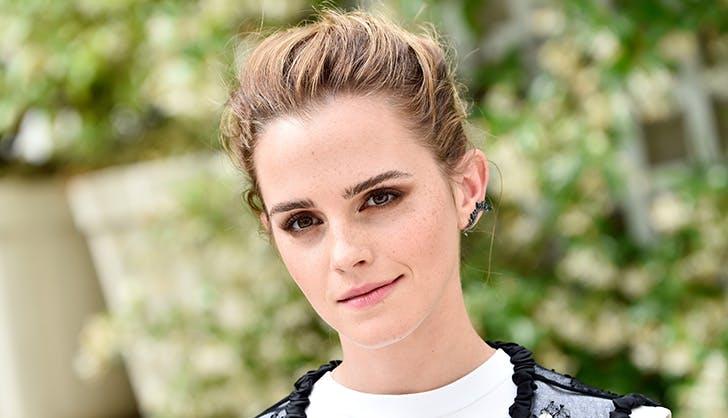 Emma Watson superior brow game