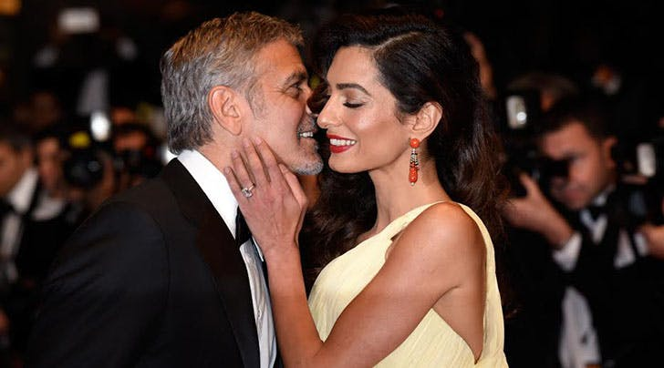 George & Amal Clooneys Untold Love Story Will Make You Weak in the Knees