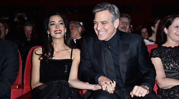 George & Amal Clooney Welcome Twins Ella & Alexander!