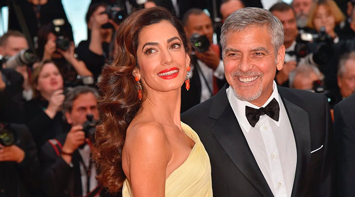 George Clooney's Dad Shares Sweet New Details on Twins Alexander & Ella