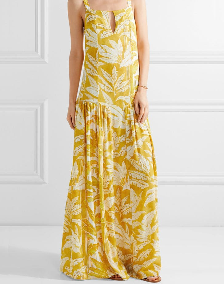 HAMP dress maxi LIST