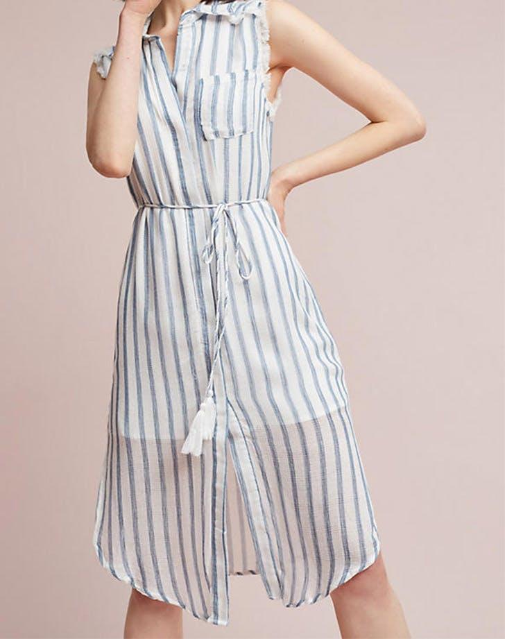 HAMP dresses striped LIST