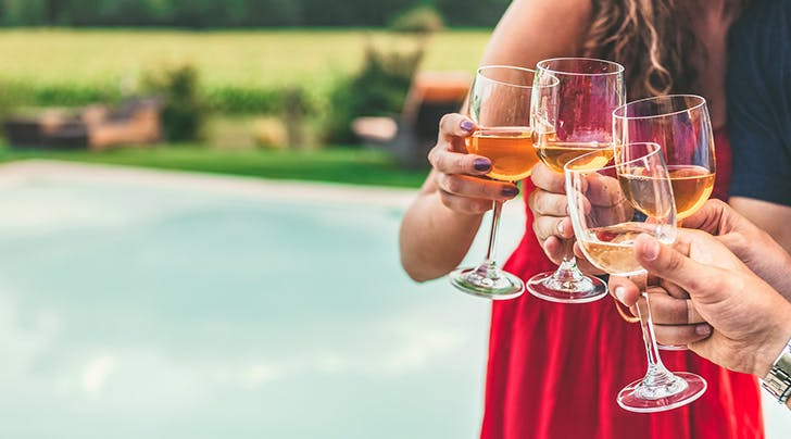Theres a Giant Rosé Pool Party Coming to the Hamptons