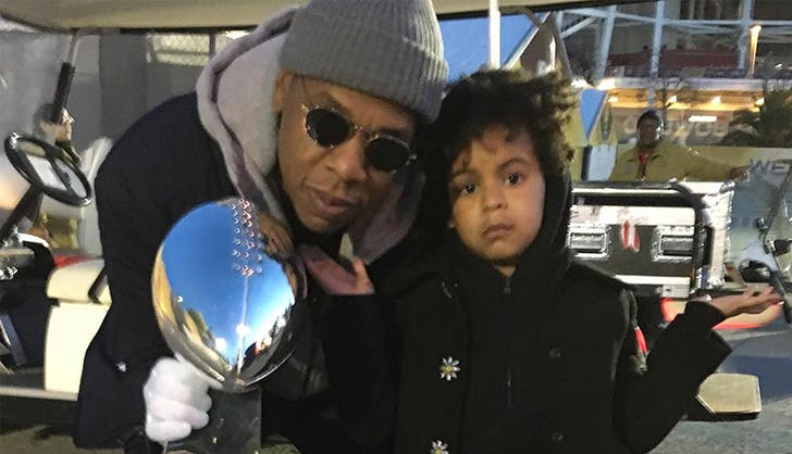 Jay Z Blue Ivy Daddy Daughter