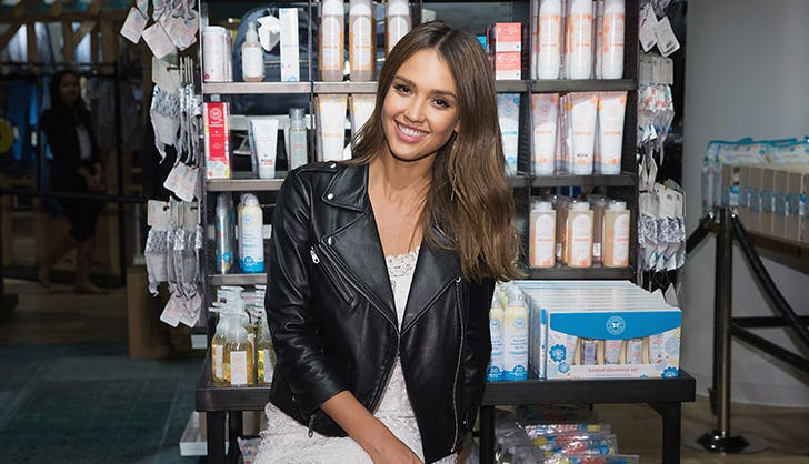Jessica Alba Honest Beauty