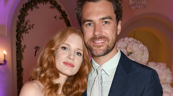 Swoon! Jessica Chastain & Boyfriend Gian Luca Passi de Preposulo Marry with an Italian Dream Wedding