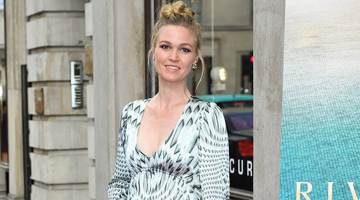 Julia Stiles & Fiancé Preston J. Cook Are Expecting Their First Child Together!