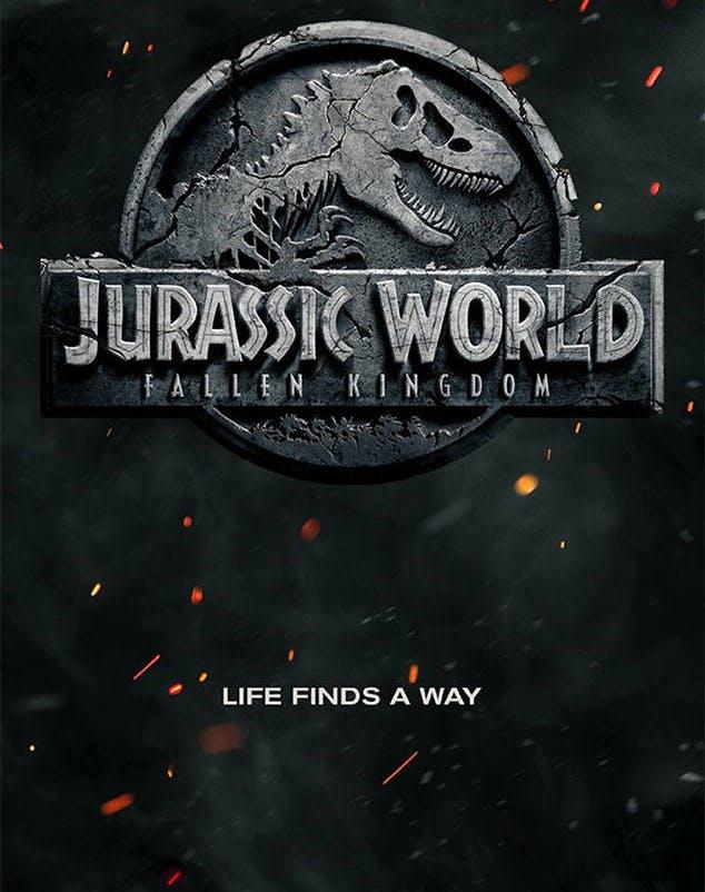 Jurassic Park 2 Jurassic Park Fallen Poster