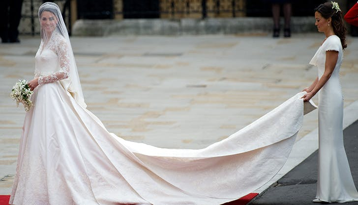 Kate Middleton Best Wedding Dresses