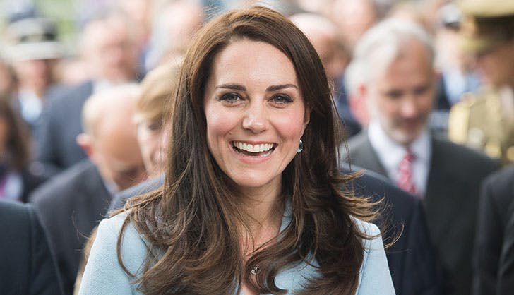Kate Middleton superior brow game