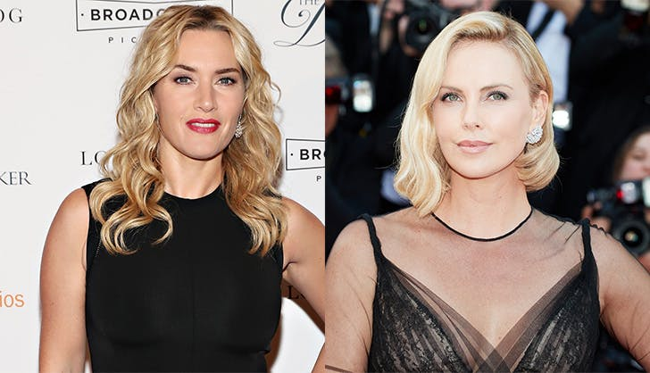 Kate Winslet Charlize Theron Age Mates