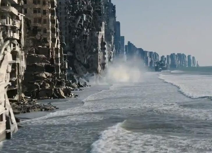 LA movie spots inception LIST1