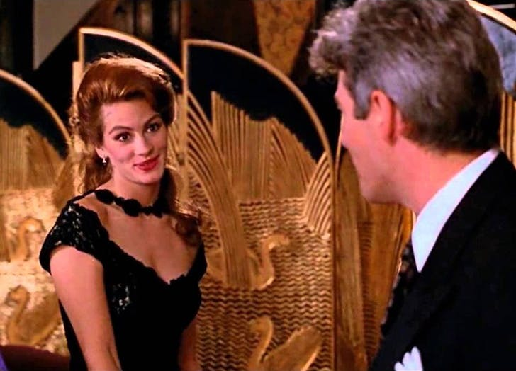 LA movie spots pretty woman LIST1