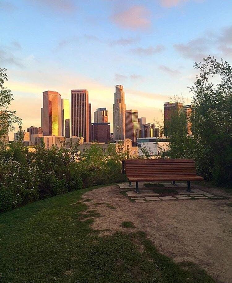 LA picnic spots vista hermosa