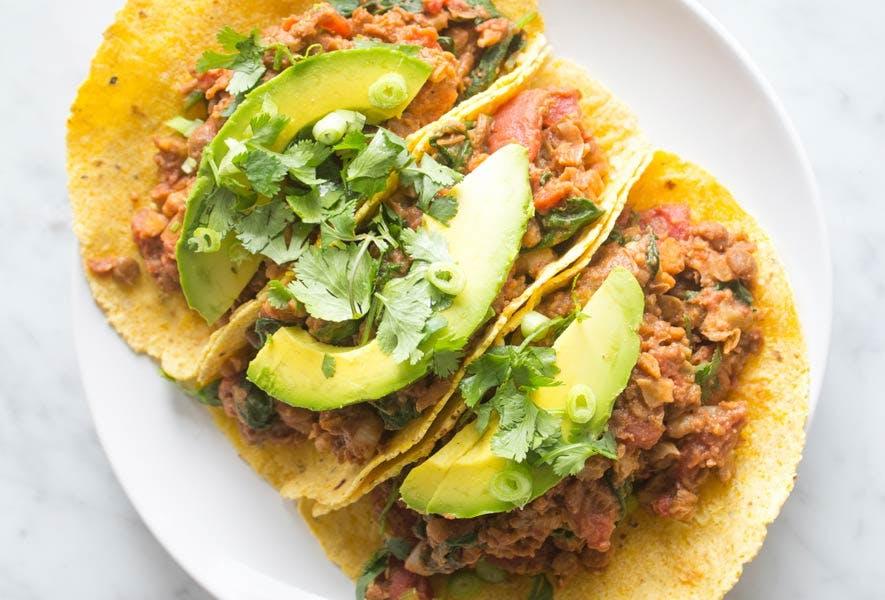 Lentil Chili Tacos 501