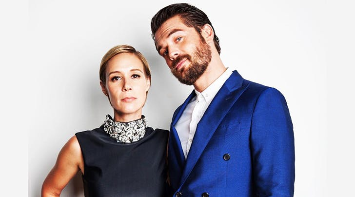 'How to Get Away with Murder Costars Charlie Weber and Liza Weil Are Dating!
