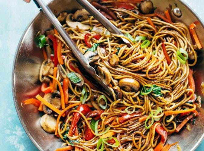 Lo Mein 501