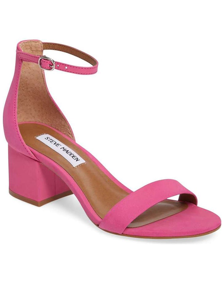 MIA summer shoes block heel