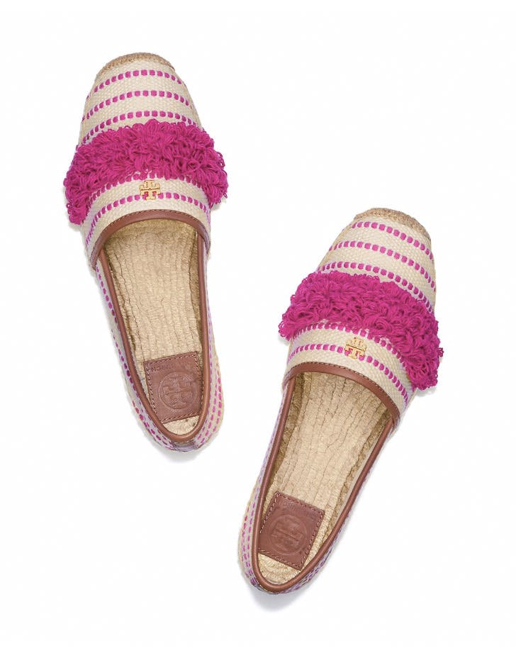 MIA summer shoes frilled espadrilles LIST