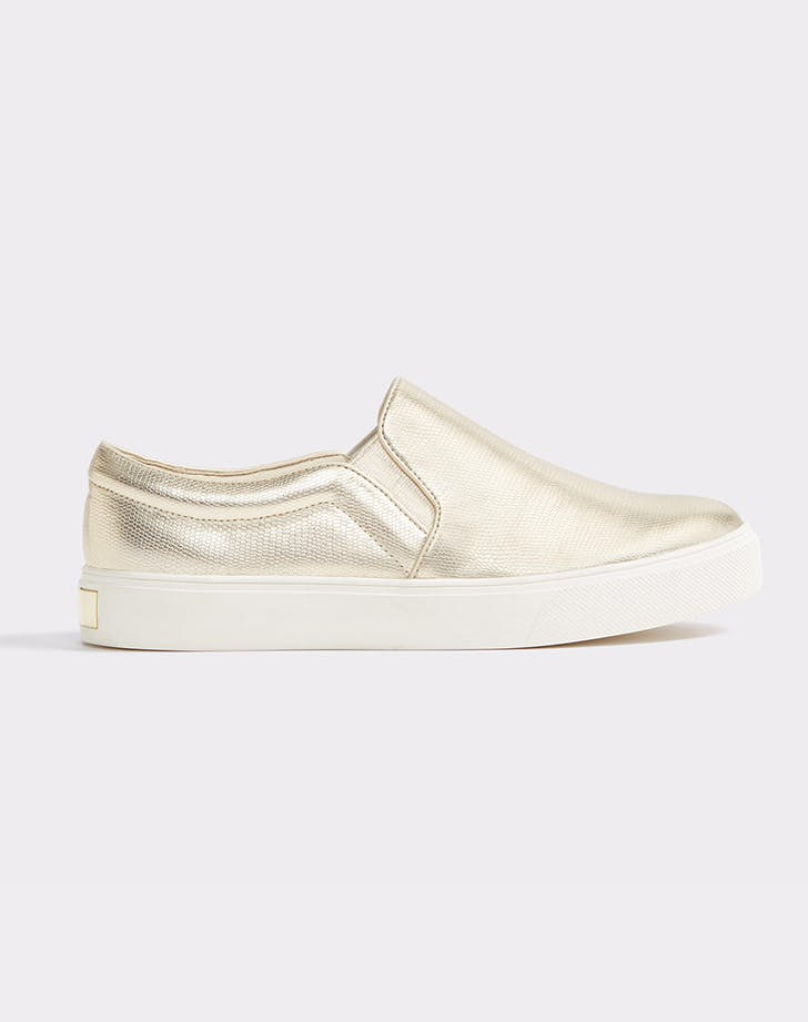 MIA summer shoes gold sneaker LIST