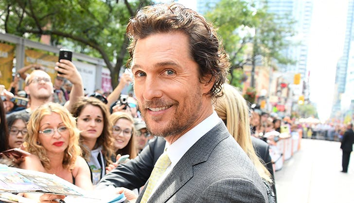 Matthew McConaughey Chicken Coop Day Job