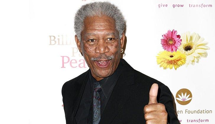 Morgan Freeman Dancer Day Job
