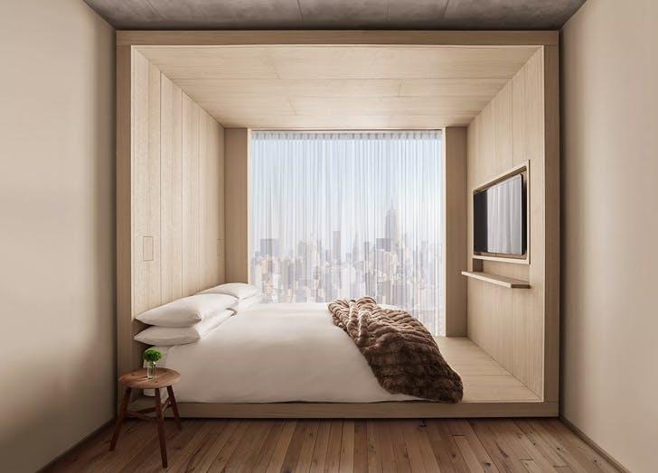 NY best hotels public LIST
