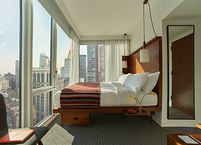 NY best new hotels arlo nomad CAR