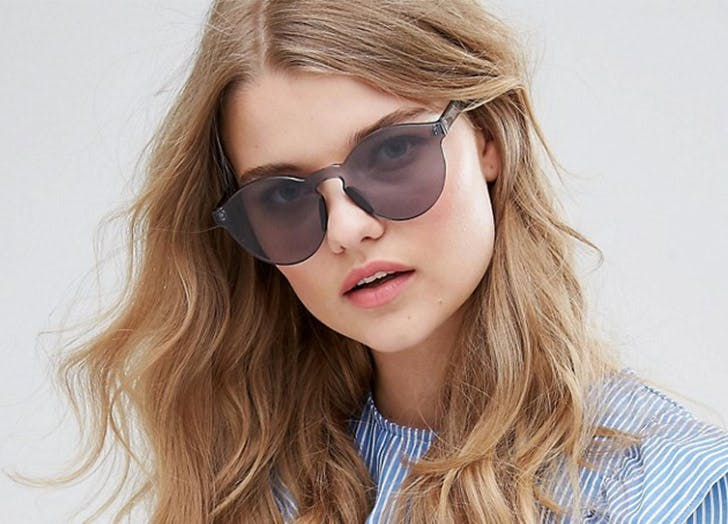 NY sunglasses flat lenses LIST