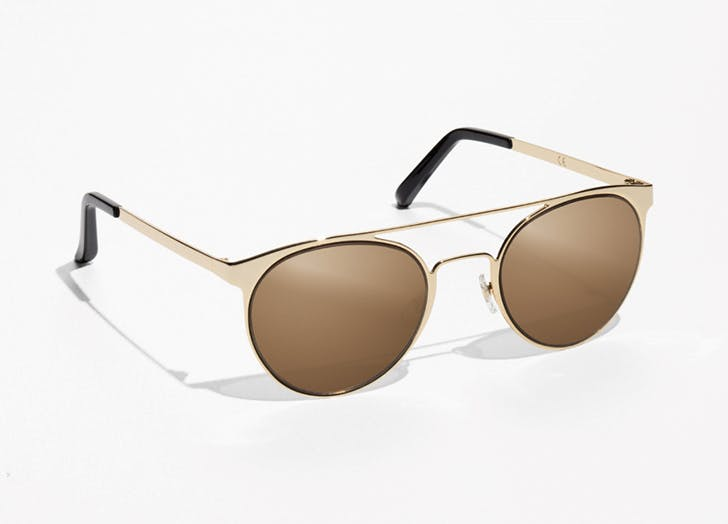 NY sunglasses gold tone LIST