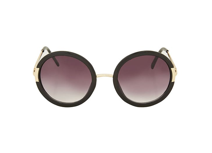 NY sunglasses round frames LIST