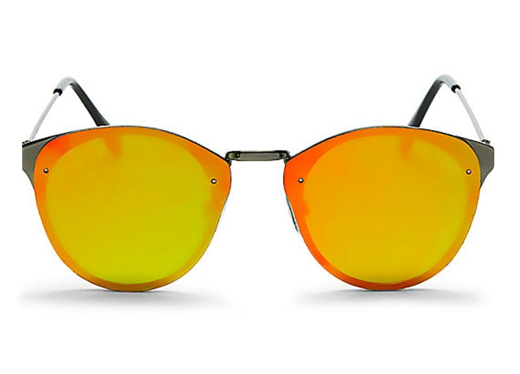 NY sunglasses yellow lenses LIST