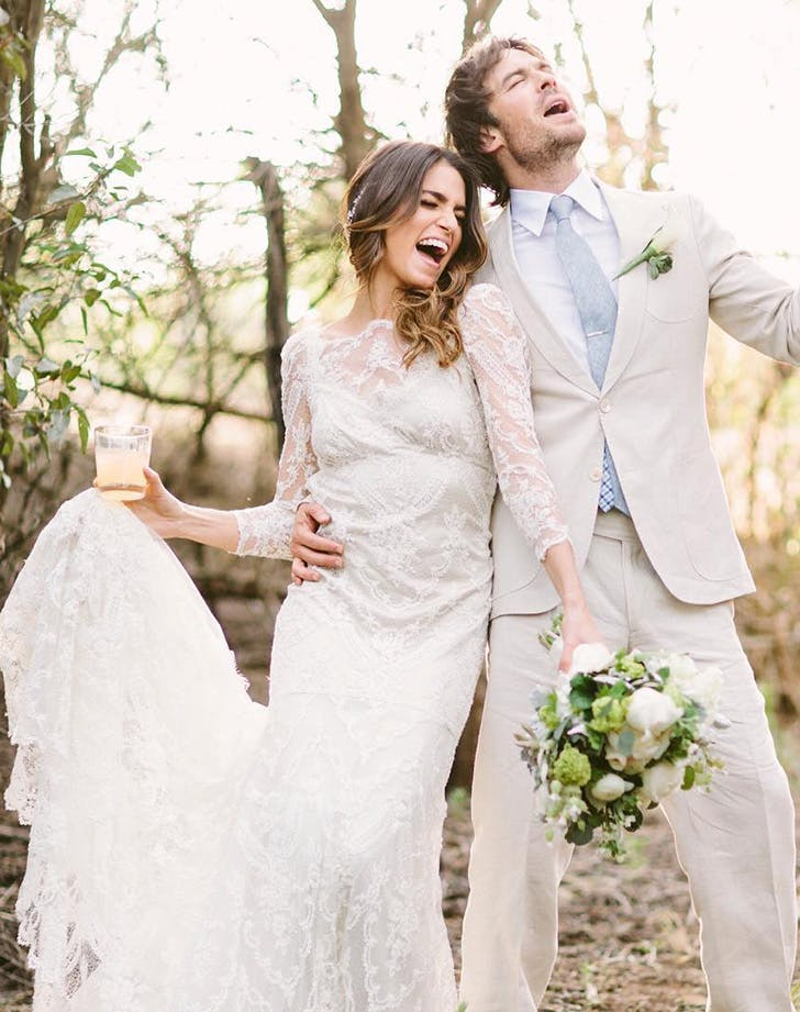 Nikki Reed Best Wedding Dresses
