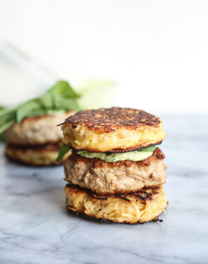 Paleo Ramen Burgers Recipe