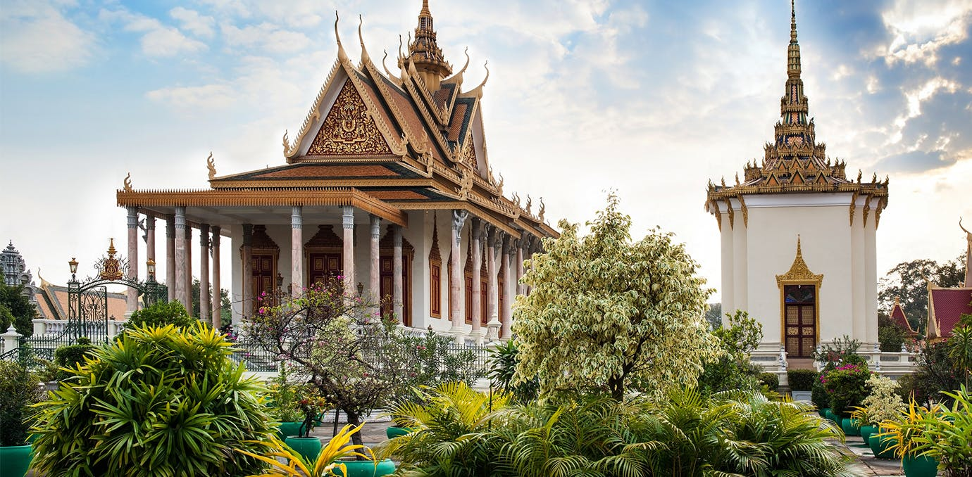 Phnom Penh Cambodia luxury affordable vacations