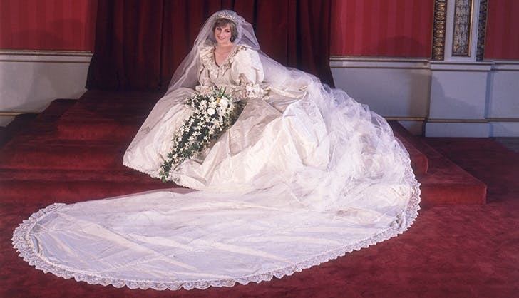 Princess Diana Best Wedding Dress