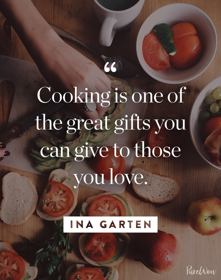 10 Ina Garten Quotes to Live By , PureWow