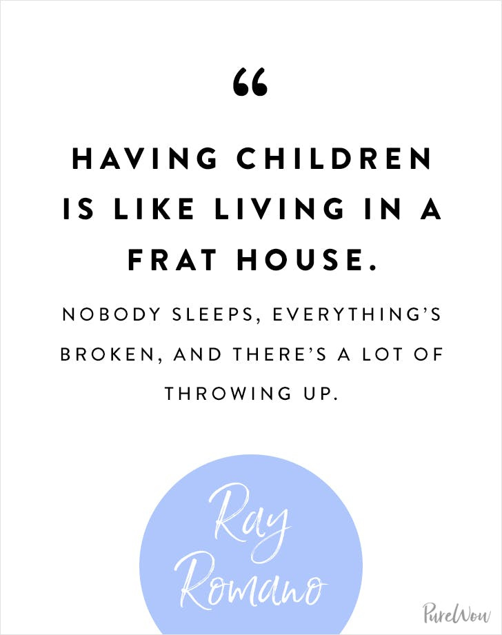 10 Funny Fathers Day Quotes From Celebrity Dads Purewow
