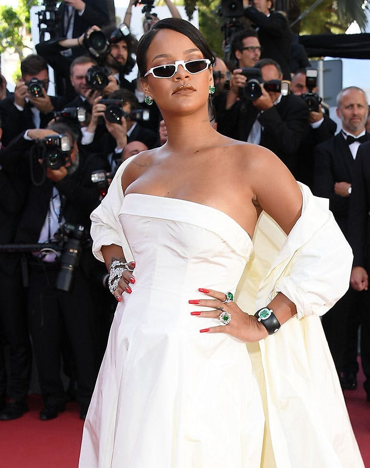 Rihanna Matrix Sunglasses