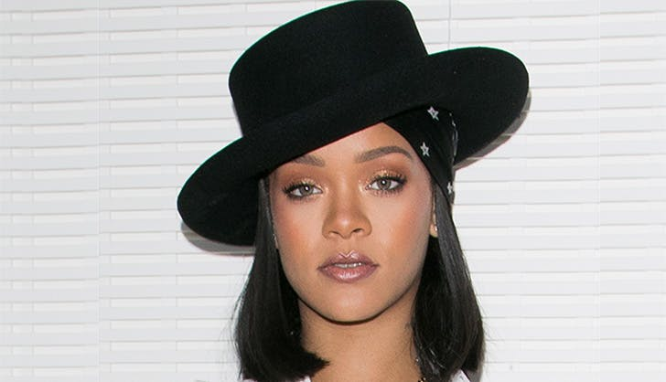 Rihanna superior brow game