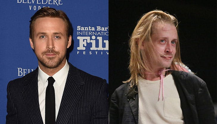Ryan Gosling and Macaulay Culkin Age Mates