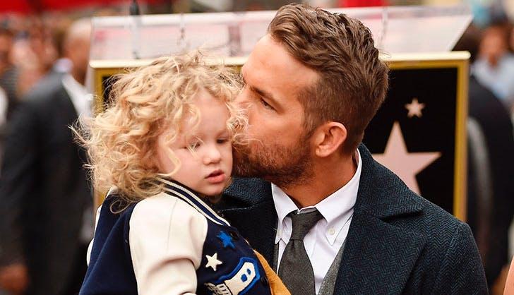 Ryan Reynolds James Daddy Daughter