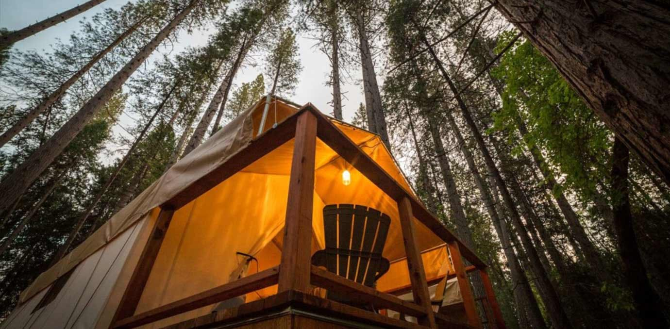SF best glamping inn town campground WIDE